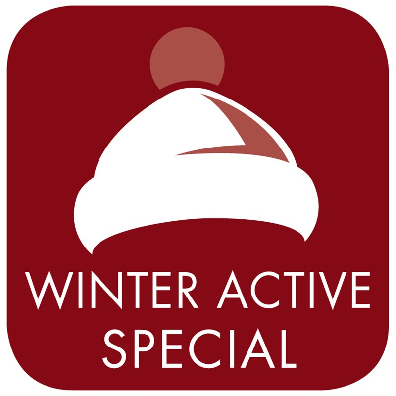 WINTER ACTIVE SPECIAL